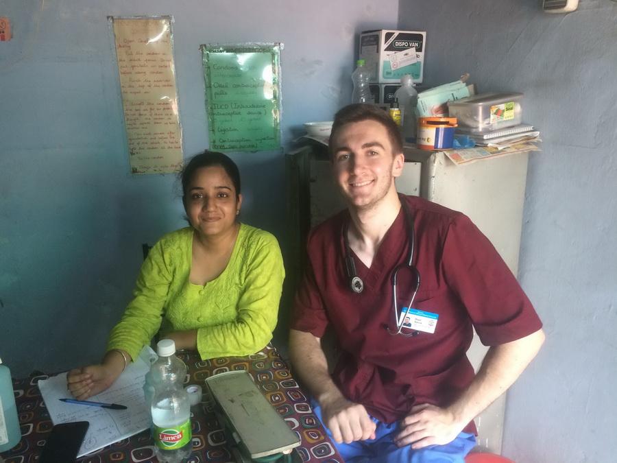 """Результат пошуку зображень за запитом """"Студент ІФНМУ побував на медичному волонтерстві в Індії"""""""