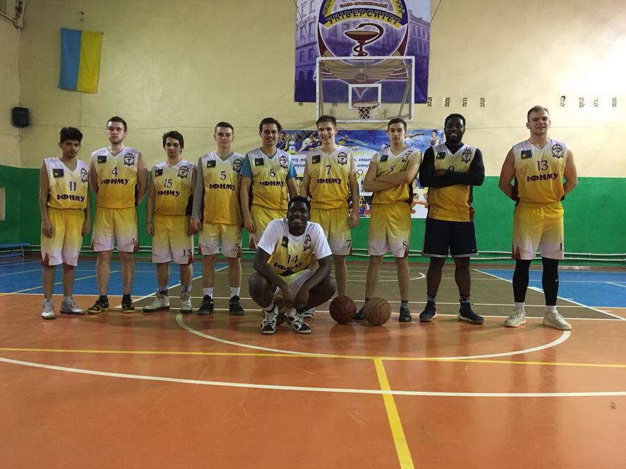 У Франківську відбудеться відкриття обласної студентської універсіади з баскетболу