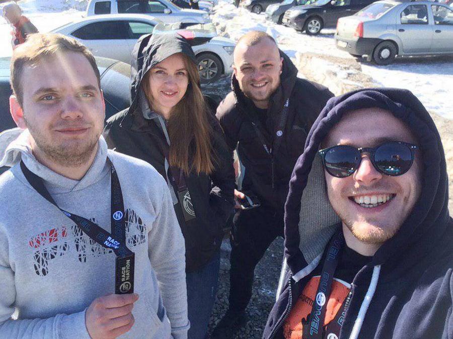 "Результат пошуку зображень за запитом ""Студентська команда ІФНМУ взяла участь у забігу «Гонка Нації» в Буковелі"""
