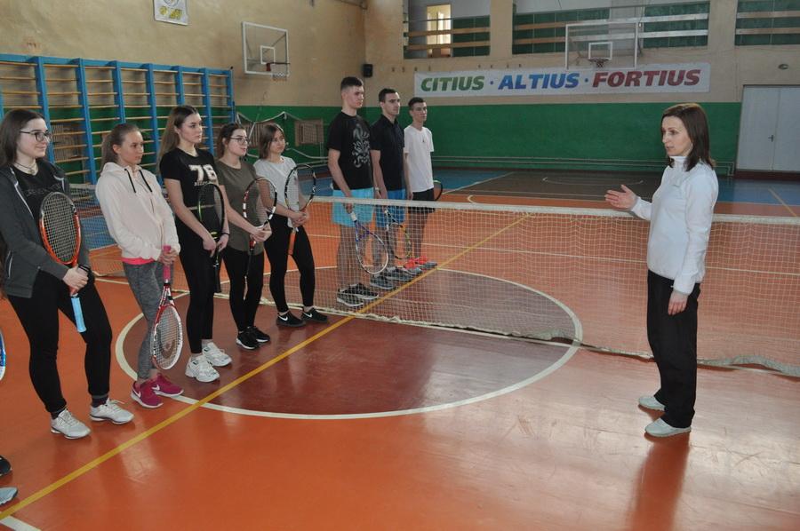В ІФНМУ відбулись студентські змагання з тенісу (фоторепортаж)