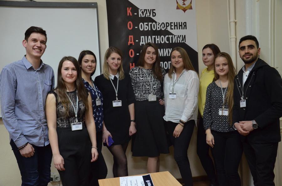 У Франківську стартував альтернативний студентський освітній проект КОДОН (відеосюжет)