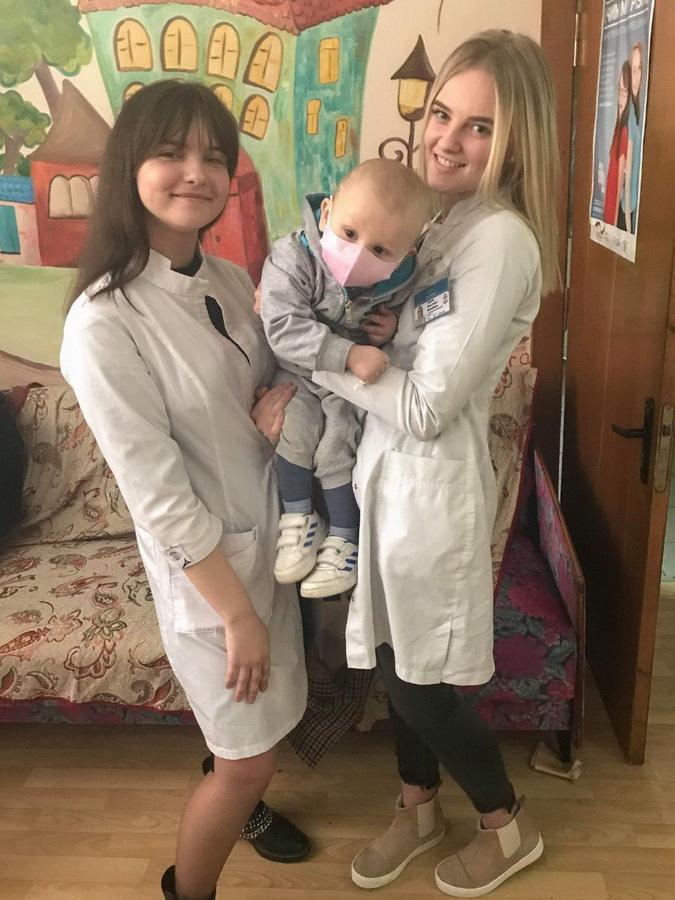 Франківські студенти-медики долучились до допомоги онкохворому хлопчику